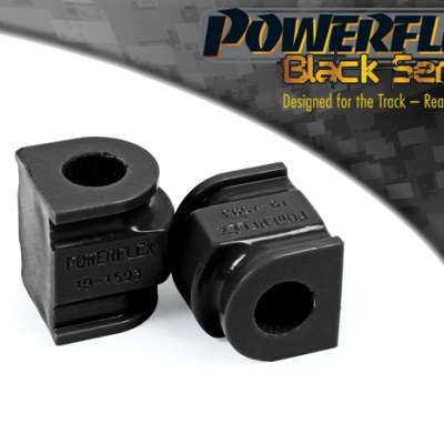 Ford Fiesta Mk7 inc ST (2008-) Front Anti Roll Bar To Chassis Bush 19mm PFF19-1503-19BLK