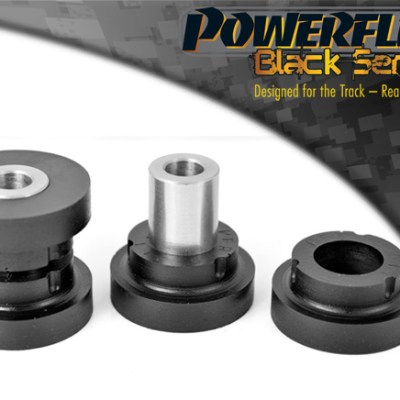 Ford Escort Mk3 & 4, XR3i, Orion All Types (1980-1990) Rear Tie Bar To Chassis Bush PFR19-211BLK