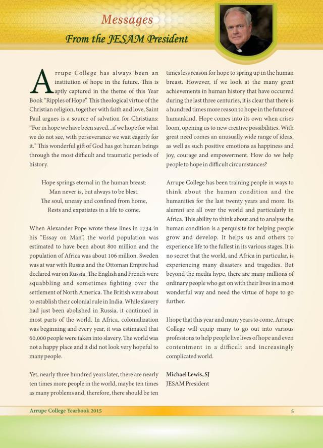 ArrupeYearbook-5president