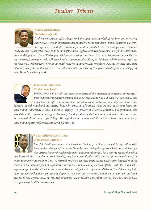 ArrupeYearbook-finalist tributes