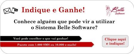 Indique e Ganhe - Integração do Markkit com o Sistema Belle Software