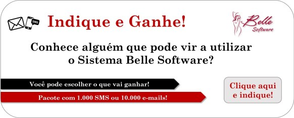 Indique e Ganhe - Valores do Belle Software