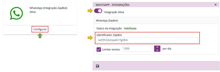 Belle Software: Integração com o WhatsApp (ZapBot)