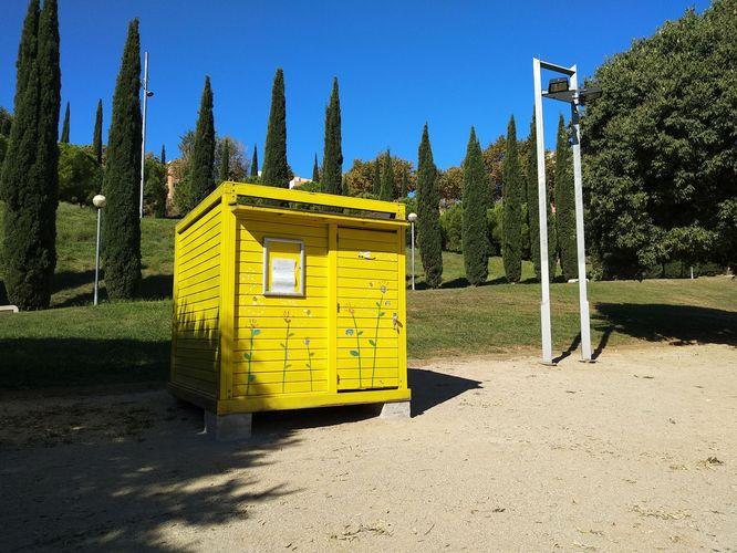 Activitats per aquest diumenge, 25 de novembre, als parcs de Badalona