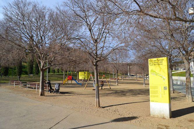 El parc del Torrent de la Font i del Turó de l'Enric i el parc de Can Solei i Ca l'Arnús acullen aquest cap de setmana activitats de la 'Jugatecambiental'