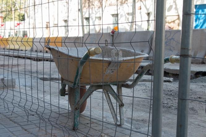 Dilluns 6 de maig comencen les obres del parc de Can Bada que duraran set mesos