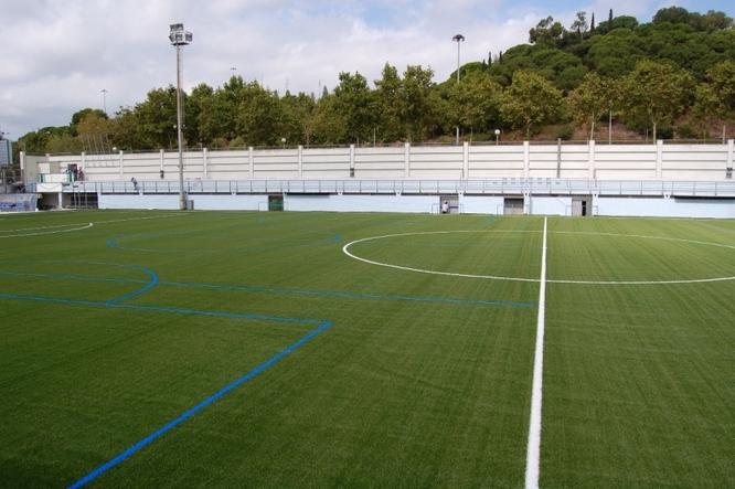 Les instal·lacions d'aigua sanitària del Camp de futbol Pere Gol es tanquen temporalment per presència de legionel·la