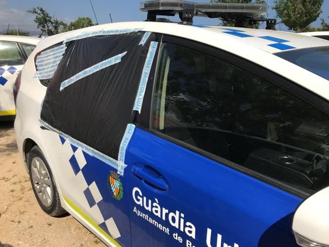 La Guàrdia Urbana de Badalona podrà portar a reparar a partir de demà els 6 vehicles en règim de lloguer que es trobaven avariats i fora de servei