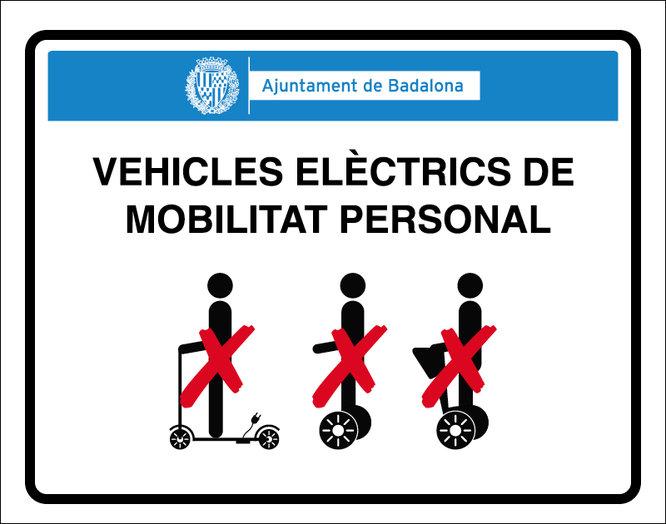 L'Ajuntament prohibirà la circulació de patinets elèctrics pel carrer de Mar, el passeig de la Rambla i el passeig de la Salut