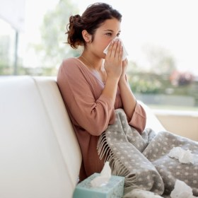 prehlad in gripa
