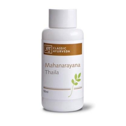 Mahanarayana, masažno olje