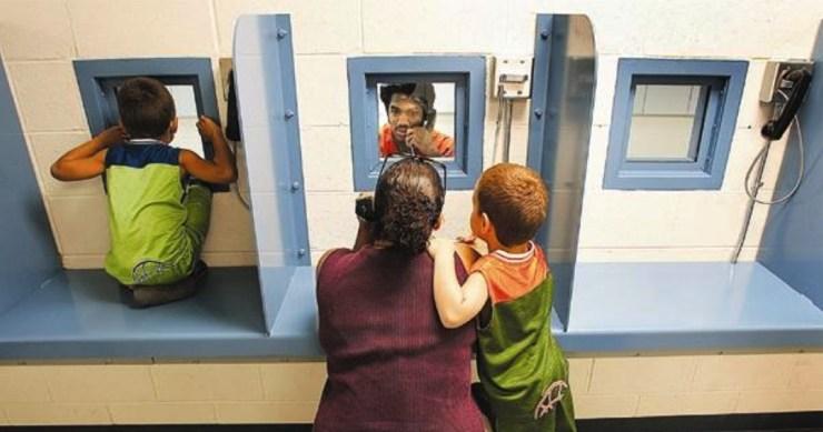 Family Jail Visit