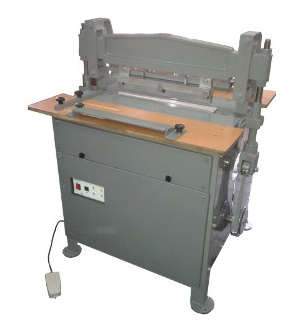 Lever Arch File Making Machine
