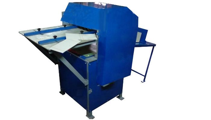 Rigid Cardboard & MDF V Grooving Machine