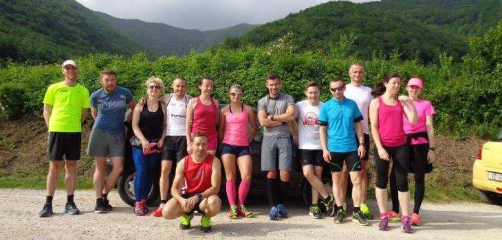 Dva put je dvaput - trening na Ivančicu 26.05.2016.