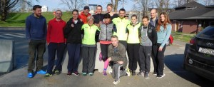 Ekipno PH u polumaratonu - Velika Gorica