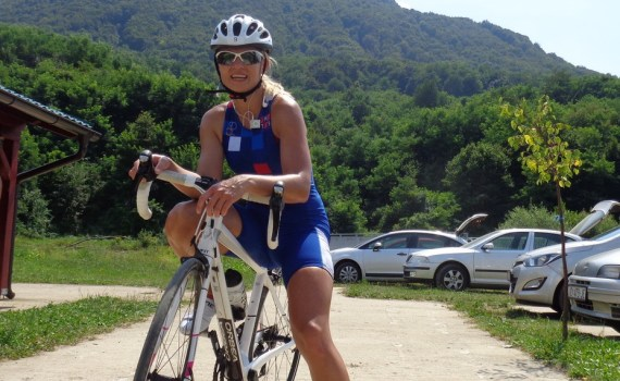 Valentina Belović prvakinja Hrvatske u super sprint duatlonu
