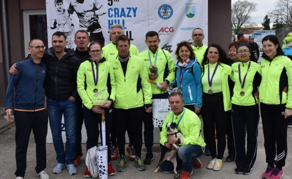 Crazy Hill Trail 2019