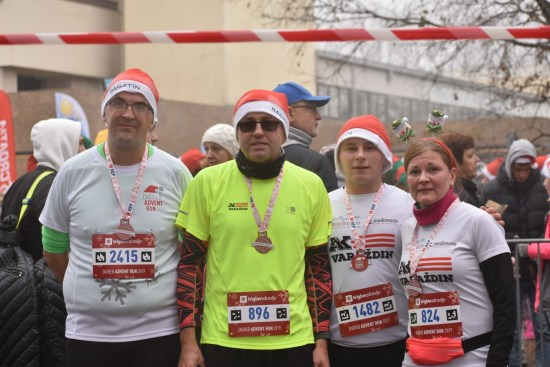 4. Zagreb Advent Run