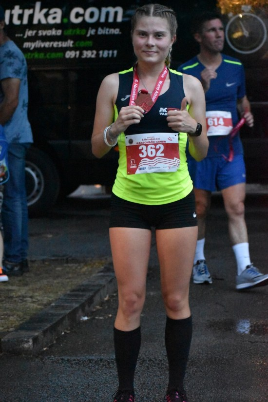 Simona Jambrošić osvojila odlično 2. mjesto na 8. Karlovački cener