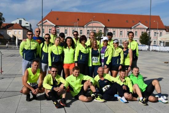 AK Varaždin na 26. Joma Varaždinskom polumaratonu