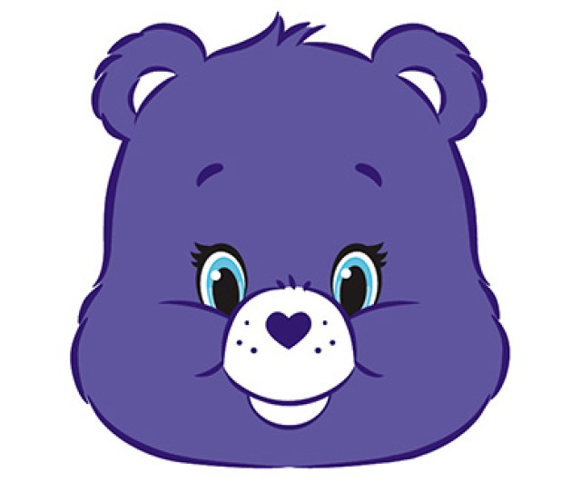 Diy Care Bears Pinata