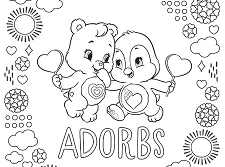 bears coloring pages # 19
