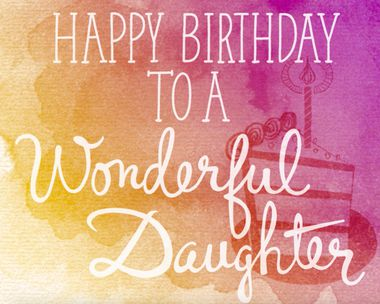 Birthday Ecards For Daughter Blue Mountain