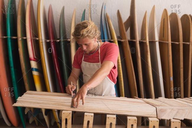 surfboard rack stock photos offset