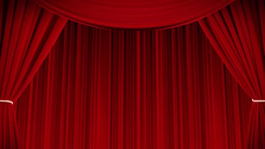 red curtains open and close stock footage video 100 royalty free 1009729781 shutterstock