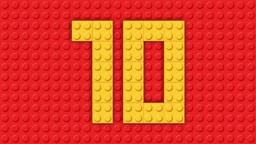 Lego Numbers Stock Video Footage - 4K and HD Video Clips | Shutterstock