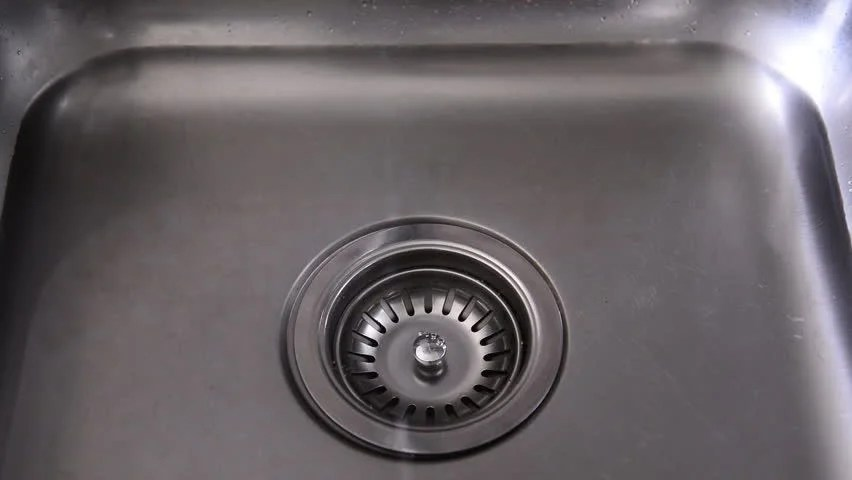 hand removing drain stopper from stock footage video 100 royalty free 10681730 shutterstock