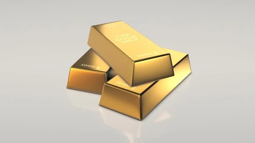 Stack Of Gold Bars That Stock Footage Video 100 Royalty Free 16689820 Shutterstock