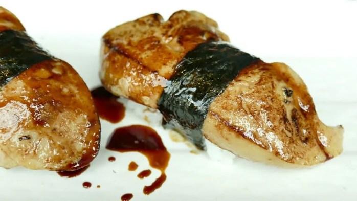 SushiSwap Chef's Menu