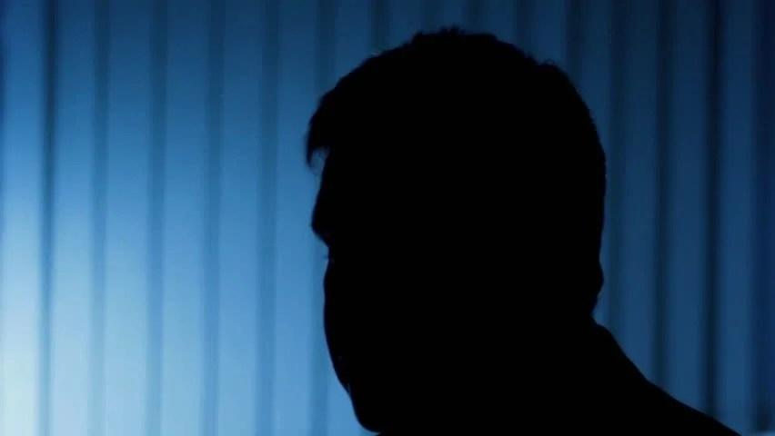 Hidden Identity Footage Stock Clips