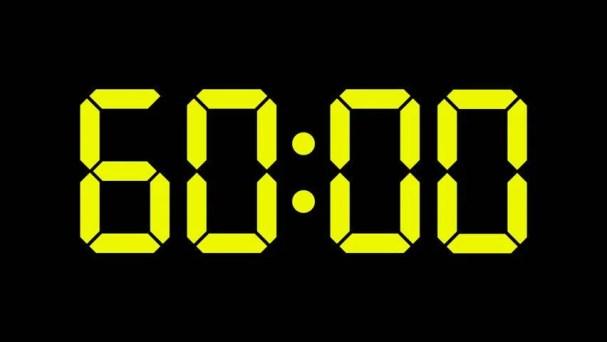 نتيجة بحث الصور عن timer 60 seconds