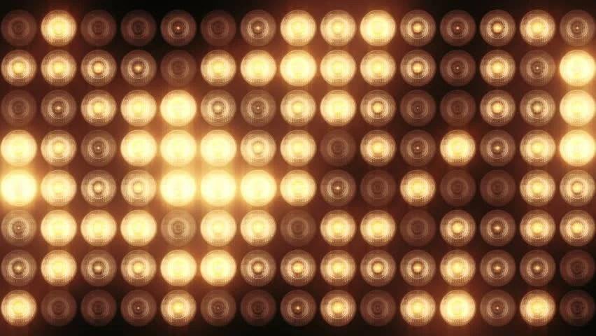 Mirror Bulb Lights
