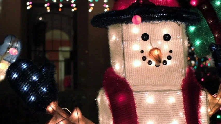 Christmas Light Footage Page 4 Stock Clips