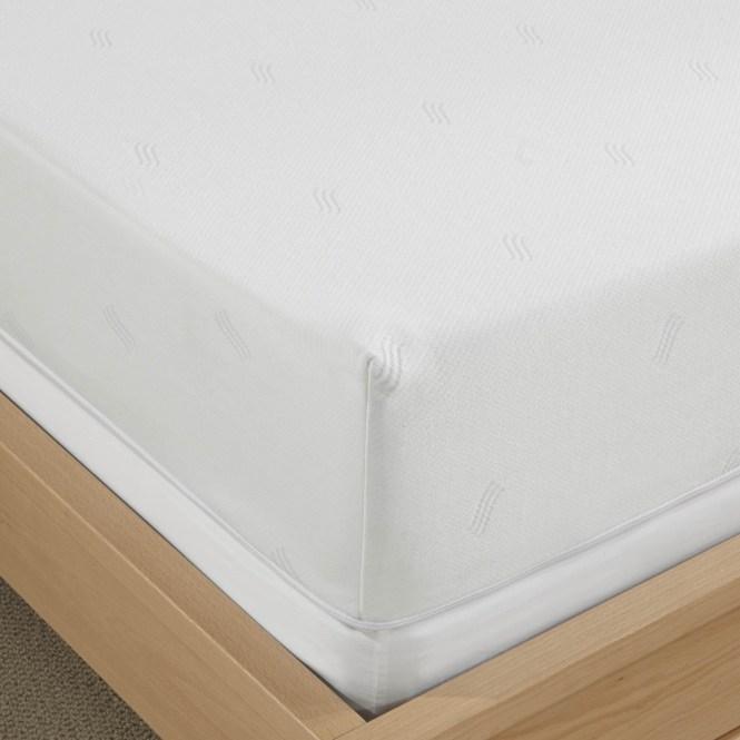 Serta 8 Inch Queen Size Memory Foam Mattress Free Shipping Today 12116742