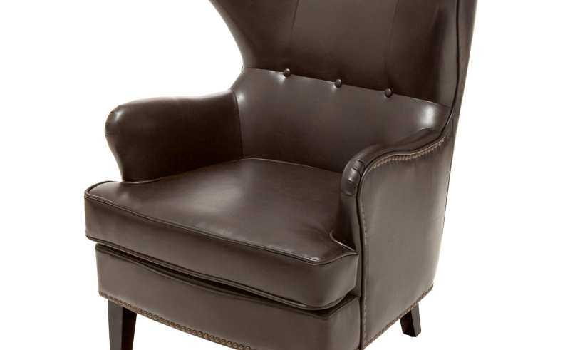 Magnificent Black Leather High Back Chair In Carmel Beauty Within Clinic Pabps2019 Chair Design Images Pabps2019Com