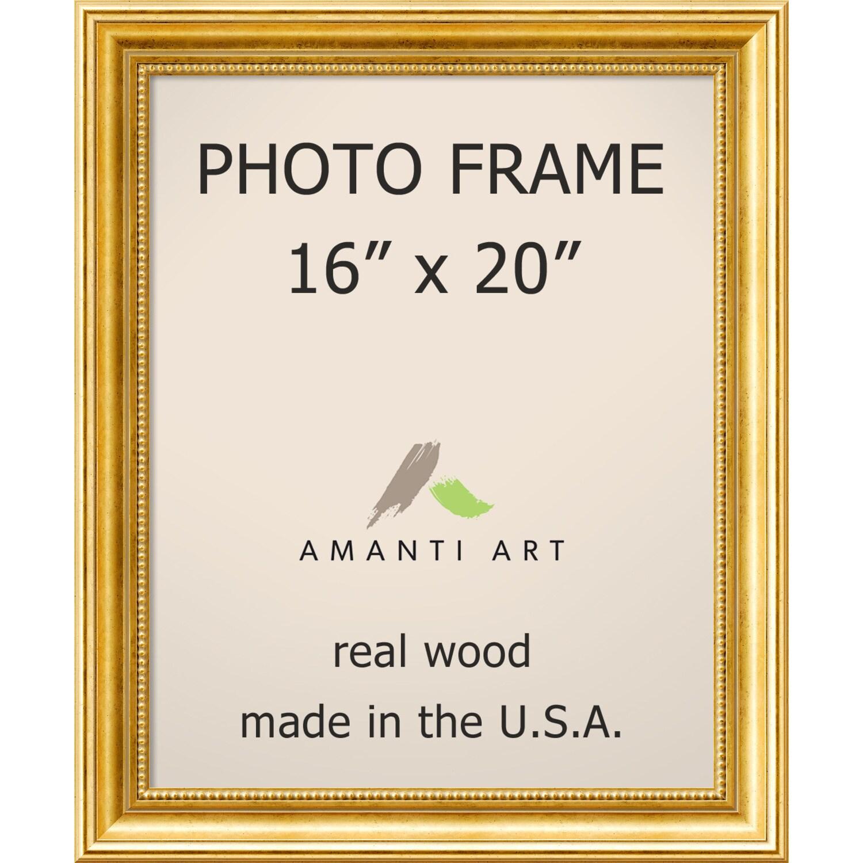 oak photo picture frame 19mm 13x13 20