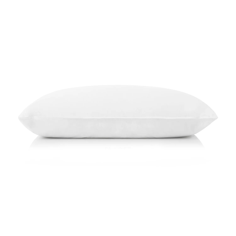 z microfiber gel fiber filled pillow white