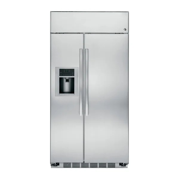 Shop Ge Profile Series 48 Inch Built In Stainless Steel