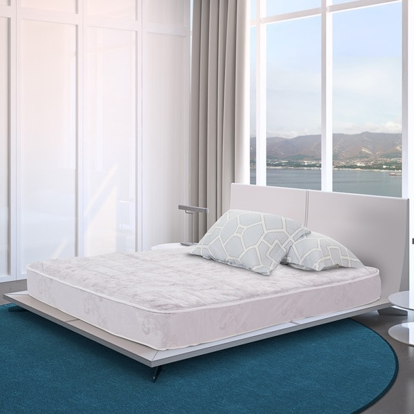 Wolf Sleep Comfort Quilt Full Size Mattress Bed In A Box Made Usa