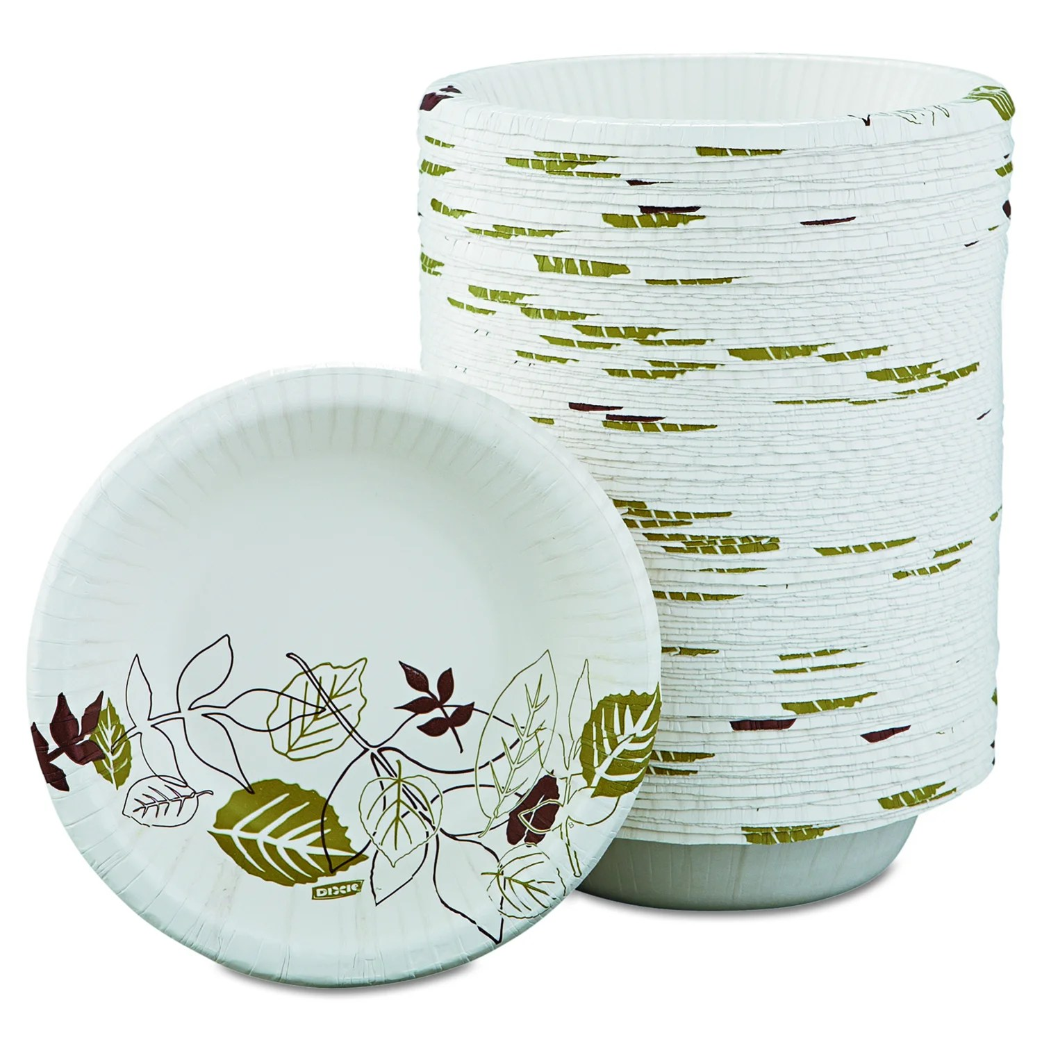 dixie ultra pathways 12 oz heavyweight paper bowls pack of 125