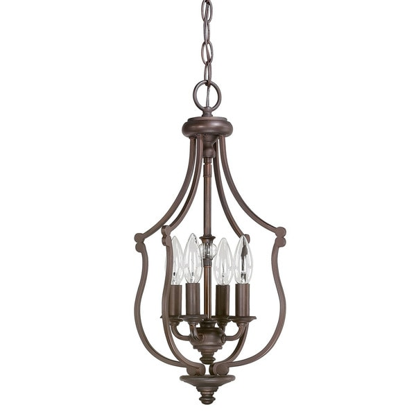 Capital Lighting Ellis 4 Light Pendant