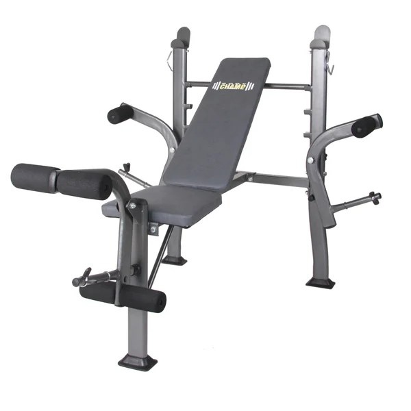 Shop Stand Weight Bench W Butterfly Free Shipping Today