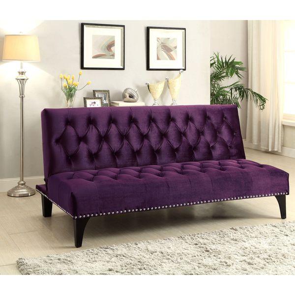 Tufted Sleeper Sofa Living Room Furniture