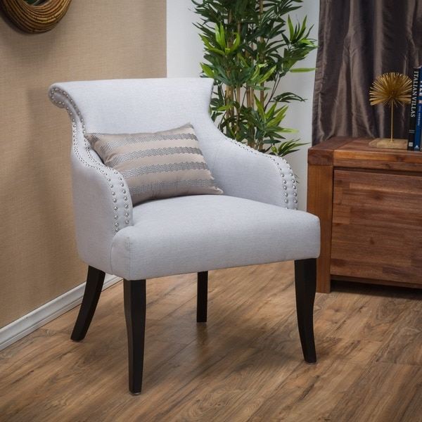 Arm Small Chairs Fabric