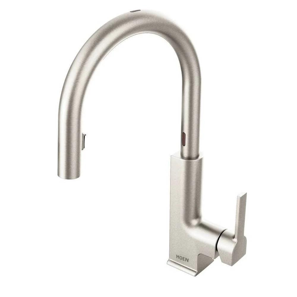 buy brass moen kitchen faucets online